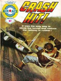 Cover Thumbnail for Air Ace Picture Library (IPC, 1960 series) #204
