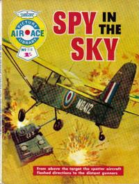 Cover Thumbnail for Air Ace Picture Library (IPC, 1960 series) #210