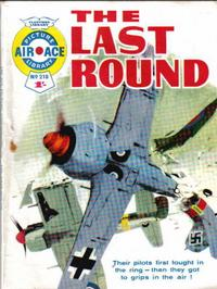 Cover Thumbnail for Air Ace Picture Library (IPC, 1960 series) #218