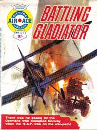 Cover Thumbnail for Air Ace Picture Library (IPC, 1960 series) #222