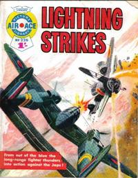 Cover Thumbnail for Air Ace Picture Library (IPC, 1960 series) #226
