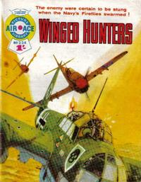 Cover Thumbnail for Air Ace Picture Library (IPC, 1960 series) #234