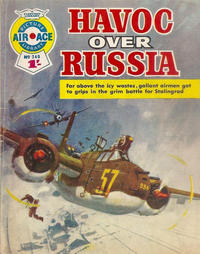 Cover Thumbnail for Air Ace Picture Library (IPC, 1960 series) #240