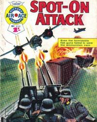 Cover Thumbnail for Air Ace Picture Library (IPC, 1960 series) #255