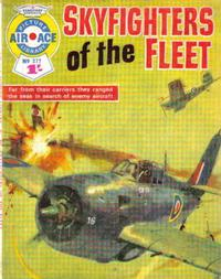 Cover Thumbnail for Air Ace Picture Library (IPC, 1960 series) #277