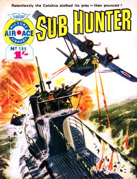 Cover Thumbnail for Air Ace Picture Library (IPC, 1960 series) #289