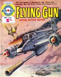 Cover Thumbnail for Air Ace Picture Library (IPC, 1960 series) #294