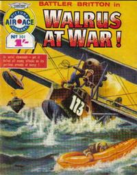 Cover Thumbnail for Air Ace Picture Library (IPC, 1960 series) #301
