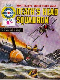 Cover Thumbnail for Air Ace Picture Library (IPC, 1960 series) #302