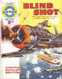 Cover Thumbnail for Air Ace Picture Library (IPC, 1960 series) #313