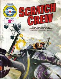Cover Thumbnail for Air Ace Picture Library (IPC, 1960 series) #334