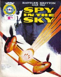 Cover Thumbnail for Air Ace Picture Library (IPC, 1960 series) #339