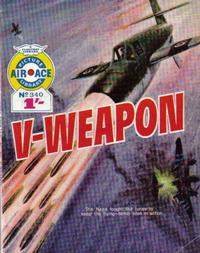 Cover Thumbnail for Air Ace Picture Library (IPC, 1960 series) #340