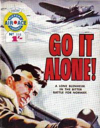 Cover Thumbnail for Air Ace Picture Library (IPC, 1960 series) #358