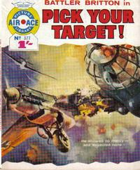 Cover Thumbnail for Air Ace Picture Library (IPC, 1960 series) #377