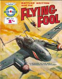 Cover Thumbnail for Air Ace Picture Library (IPC, 1960 series) #414