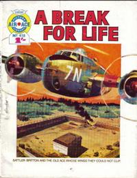 Cover Thumbnail for Air Ace Picture Library (IPC, 1960 series) #418