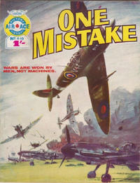 Cover Thumbnail for Air Ace Picture Library (IPC, 1960 series) #419
