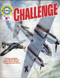 Cover Thumbnail for Air Ace Picture Library (IPC, 1960 series) #443