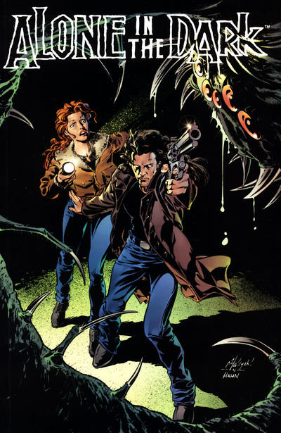 Cover for Alone in the Dark (Image, 2002 series) #1