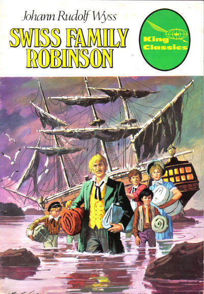 Cover for King Classics (King Features, 1977 series) #5