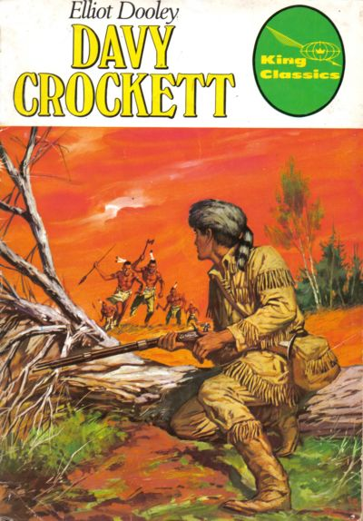 Cover for King Classics (King Features, 1977 series) #12