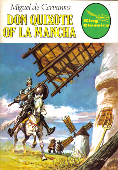Cover for King Classics (King Features, 1977 series) #13