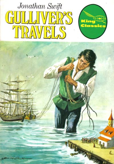 Cover for King Classics (King Features, 1977 series) #22