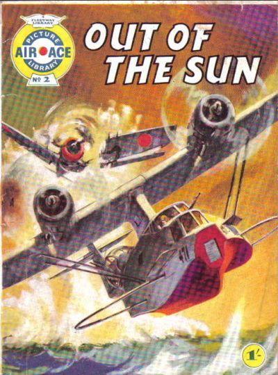 Cover for Air Ace Picture Library (IPC, 1960 series) #2