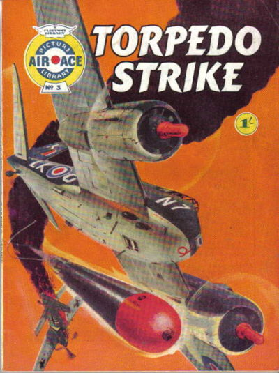 Cover for Air Ace Picture Library (IPC, 1960 series) #3