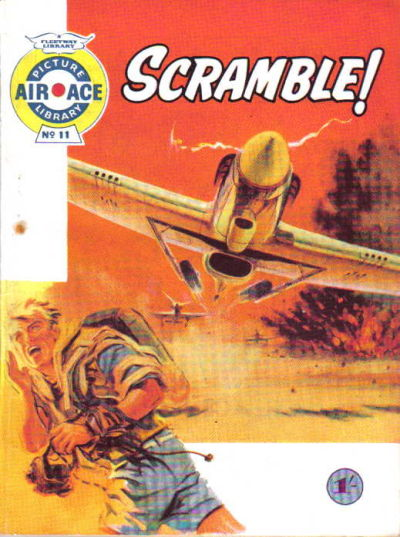 Cover for Air Ace Picture Library (IPC, 1960 series) #11