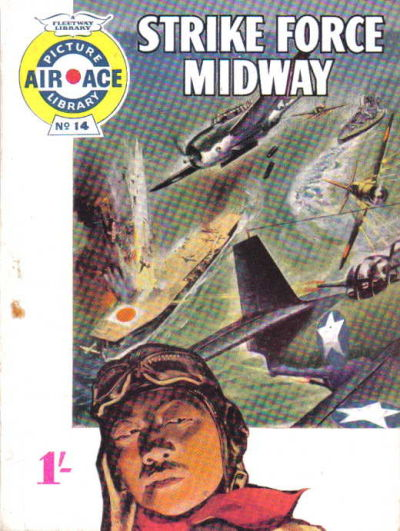 Cover for Air Ace Picture Library (IPC, 1960 series) #14