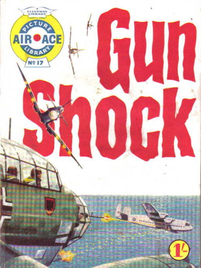 Cover for Air Ace Picture Library (IPC, 1960 series) #17