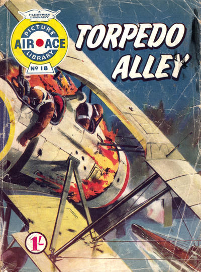 Cover for Air Ace Picture Library (IPC, 1960 series) #18