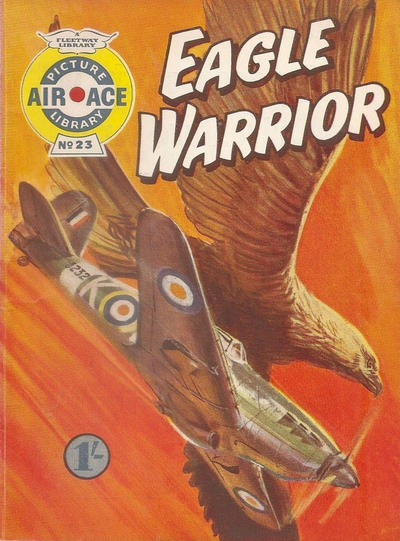 Cover for Air Ace Picture Library (IPC, 1960 series) #23