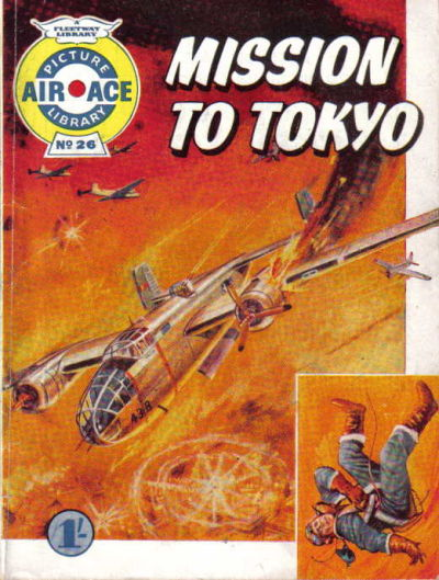 Cover for Air Ace Picture Library (IPC, 1960 series) #26