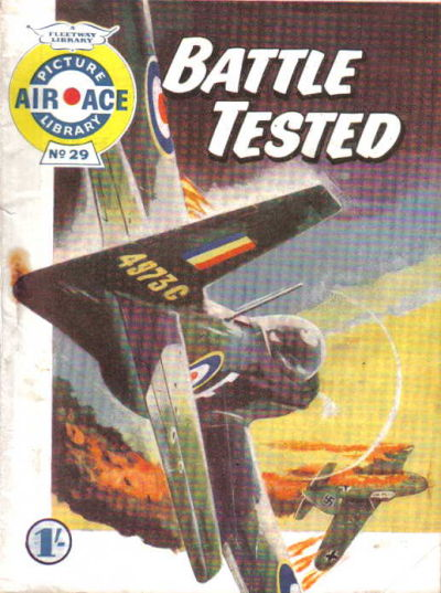 Cover for Air Ace Picture Library (IPC, 1960 series) #29