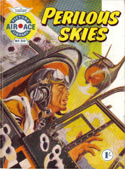 Cover for Air Ace Picture Library (IPC, 1960 series) #30