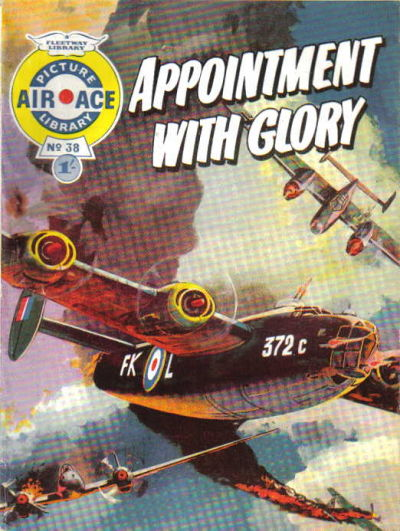 Cover for Air Ace Picture Library (IPC, 1960 series) #38