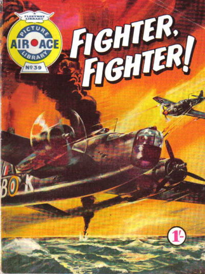 Cover for Air Ace Picture Library (IPC, 1960 series) #39