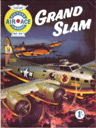 Cover for Air Ace Picture Library (IPC, 1960 series) #49