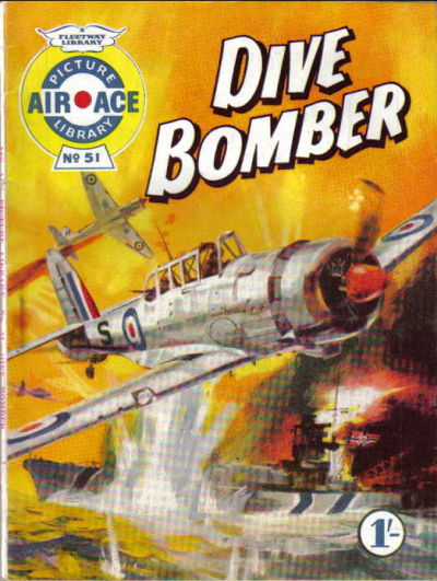 Cover for Air Ace Picture Library (IPC, 1960 series) #51