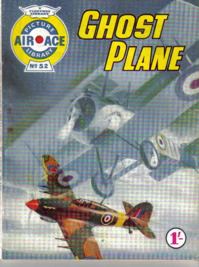 Cover for Air Ace Picture Library (IPC, 1960 series) #52