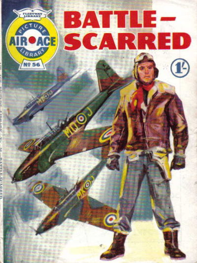 Cover for Air Ace Picture Library (IPC, 1960 series) #56