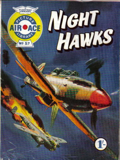 Cover for Air Ace Picture Library (IPC, 1960 series) #57