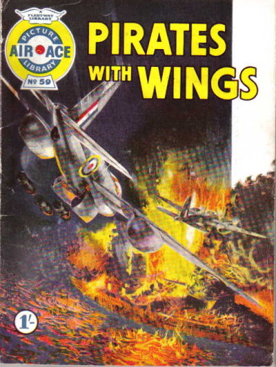 Cover for Air Ace Picture Library (IPC, 1960 series) #59