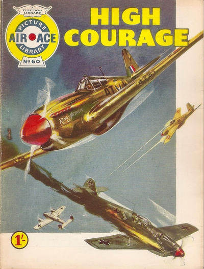 Cover for Air Ace Picture Library (IPC, 1960 series) #60