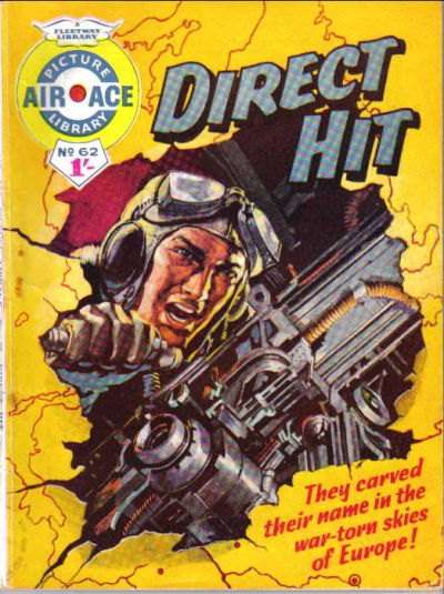 Cover for Air Ace Picture Library (IPC, 1960 series) #62