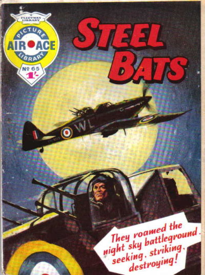 Cover for Air Ace Picture Library (IPC, 1960 series) #65