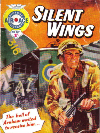 Cover for Air Ace Picture Library (IPC, 1960 series) #67